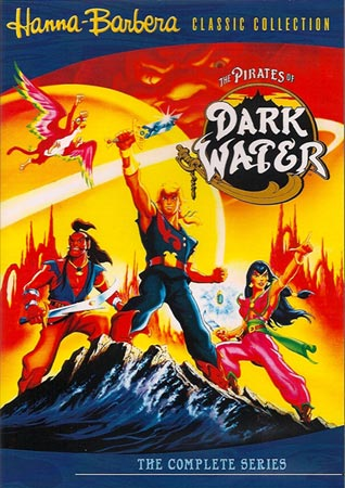 Pirates of Dark Water DVD cover